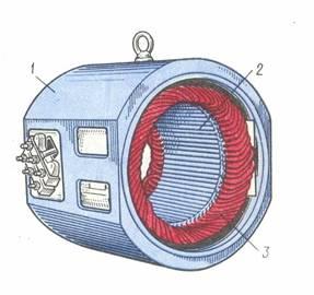 Статор электродвигателя