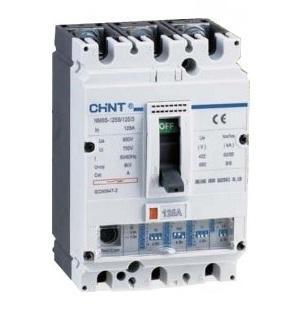 Автоматический выключатель NM8 125S 3P