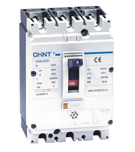 Автоматический выключатель NM8 250S 3P