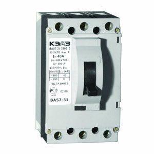 Автоматический выключатель ВА57-31