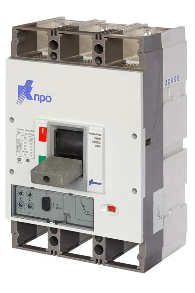 Автоматический выключатель ВА50-43Про